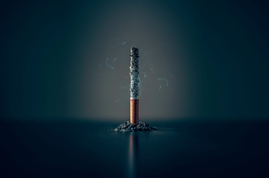 Methods of Prevention of Lung Diseases Caused by Smoking